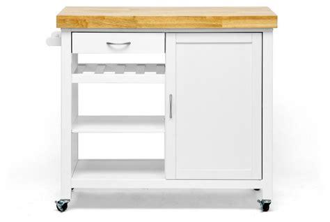 contemporary kitchen cart denver white modern kitchen cart with butcher block top