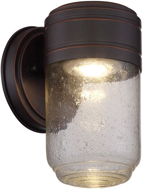 Lite Source Ls 16716 Raimi Modern Dark Bronze Led Outdoor Outdoor Lighting Ls