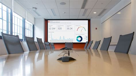 meeting room display screen the complete meeting and conference room signage guide