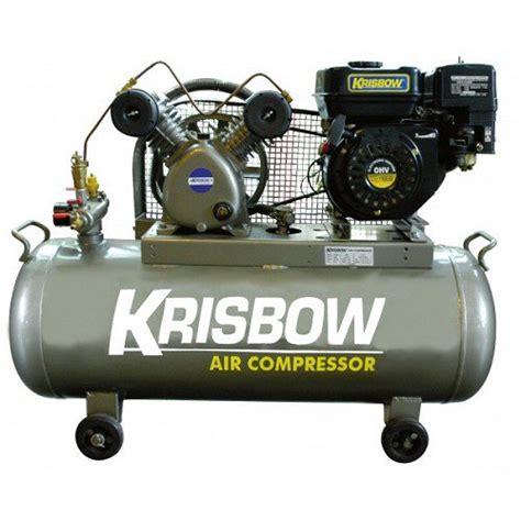 Kompresor Angin Krisbow Jual Krisbow Gasoline Compressor 2hp Kw1300350 Murah