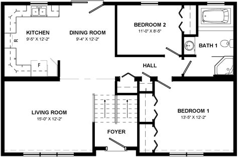 split entry floor plans split entry sycamore floor plan split entry home designs