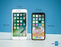 Image result for iphone 8 plus size comparison