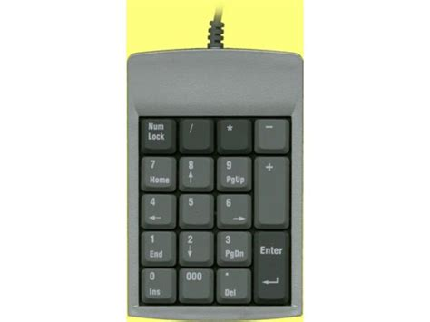 Numeric Keyboard Usb Mediatech Numerical Keypad kbc sc30 18 key numeric keypad usb data sheet