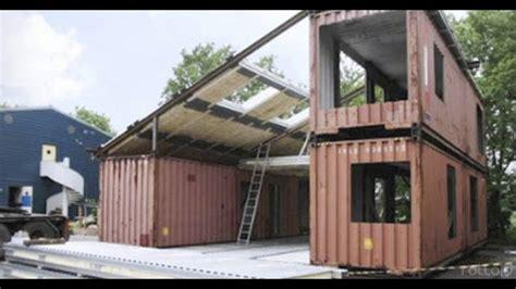 lade stile inglese c 243 mo construir tu propia casa reciclando 3 contenedores
