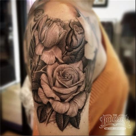 black and grey tattoos in los angeles the dolorosa studio city tattoo los angeles california
