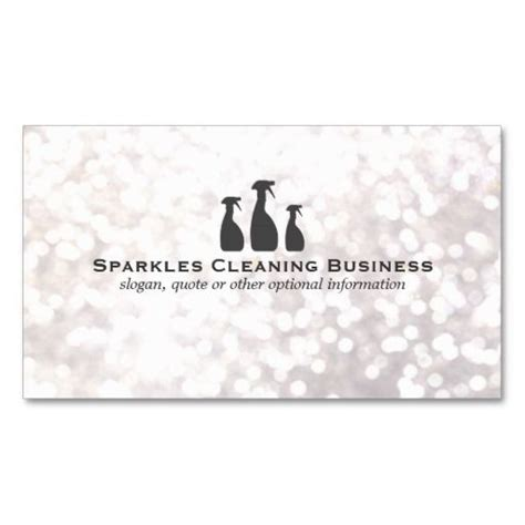 cleaning business cards templates free 10 best business cards for cleaning services images on