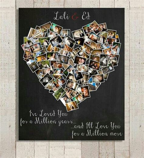 Handmade Photo Collage Ideas - diy memory photo collage diy ideas