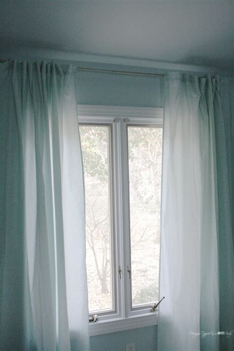 make curtains out of sheets how to make curtains out of sheets a full tutorial
