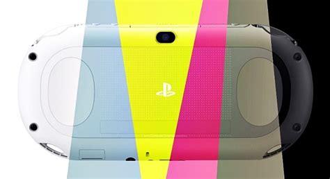 Playstation Vita Pch 3000 - 소니 휴대용 게임기 ps vita 신형 pch 2000 발표 태양을 따러 가다