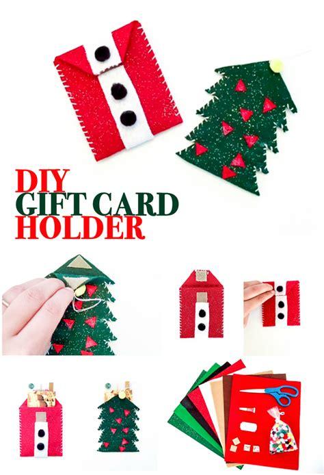 Diy Gift Card Holder Ideas - gift card ideas diy gift card holder april golightly