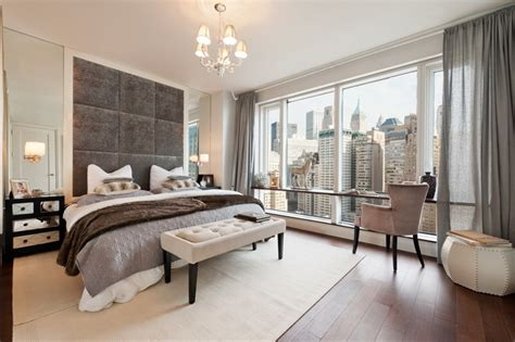 New York Bedroom Designs Visionaire In Nyc Contemporary Bedroom New York By Lo Chen Design