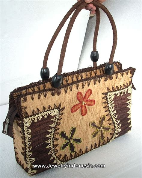 Handmade Purses And Handbags - handmade bags bali indonesia