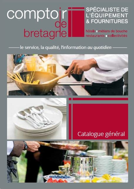 Comptoir De Bretagne Catalogue by Comptoir De Bretagne