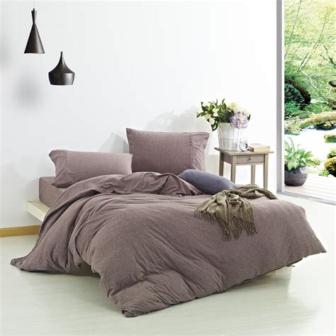 muji bedding home textile bedding muji high quality knitted cotton
