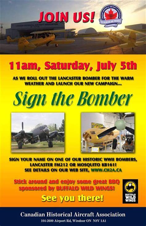 luke wilson lancaster sign the bomber featuring windsor s lancaster bomber