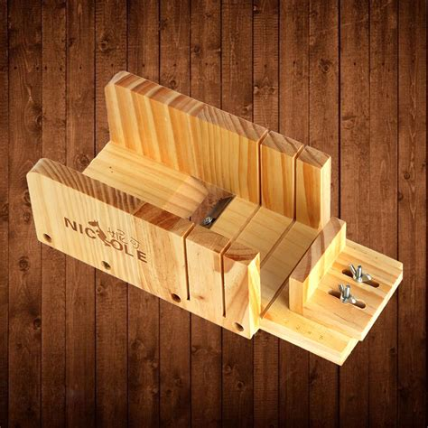 How To Make A Handmade L - wooden box loaf soap cutter tools handmade precision