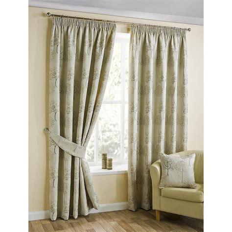 ready made curtains rowan natural ready made curtains closs hamblin