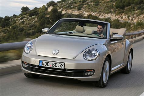 vw beetle cabriolet  tsi pictures auto express