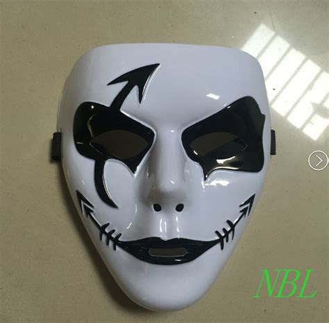 Handcrafted Masks - aliexpress buy cool 100 customize handmade white