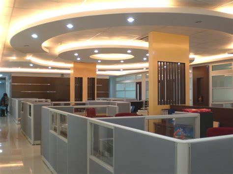 layout kantor pelayanan design interior kantor custom jakarta tangerang bandung