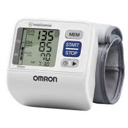 Vibrating Alarm Clock Watch Maxiaids Omron Auto Inflating Wrist Blood Pressure Monitor