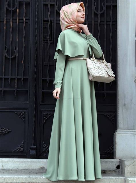 Anastacia Longdress Dress Wanita Simple Dress Modern Casual Lv different fashion style 2015 hijabiworld
