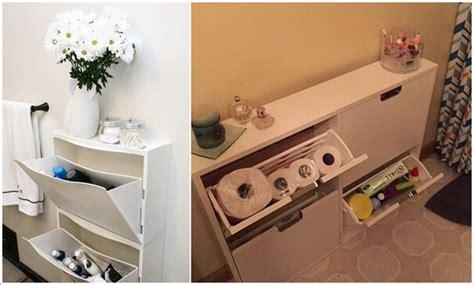 cool bathroom storage 10 ingenious and cool bathroom storage hacks