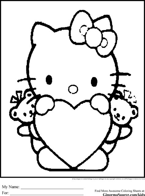 100 coloring pages of hello kitty coloring pages hello kitty stop bullying sports themed