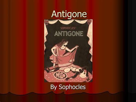 antigone themes ppt ppt antigone powerpoint presentation id 3030628