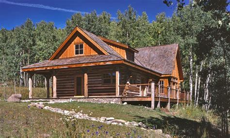 Crested Butte Cabins by Crested Butte Cabin Fairbank Construction Company