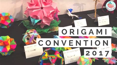 Origami Nyc - amazing origami at the nyc origami convention exhibition