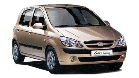 Hyundai Getz Price by Used Hyundai Getz Prime Car Price Obv