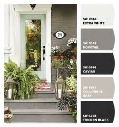grey house colors paint colors from chip it by sherwin williams i love the dovetail grey color for painted brick