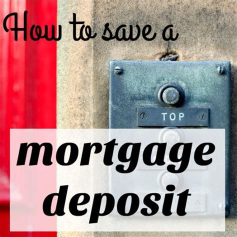 house mortgage deposit zero to house buying hero save a mortgage deposit miss thrifty