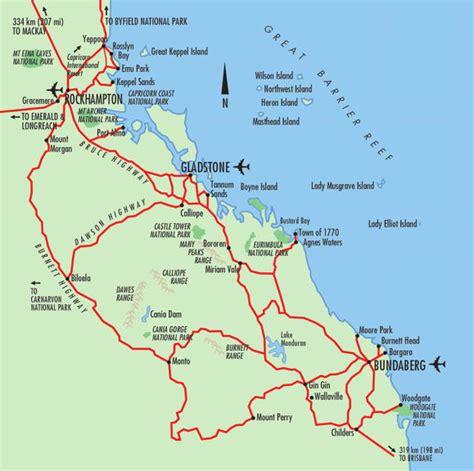 central coast australia map central coast map