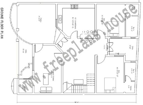 40 square meters to square feet 40 x52 193 square meters house plan