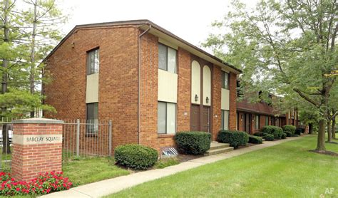 appartments in ohio barclay square apartments columbus oh apartment finder