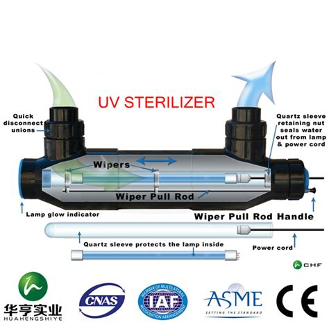 master water conditioning corp uv l stainless steel uv sterilizer water treatment system fish