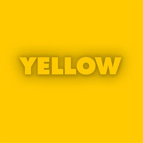 color in yellow in marketing color psychology artitudes design