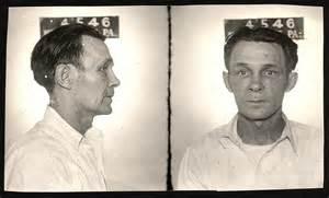 Balcony Banister Herman Robertson Manslaughter 15 June 1946 Small