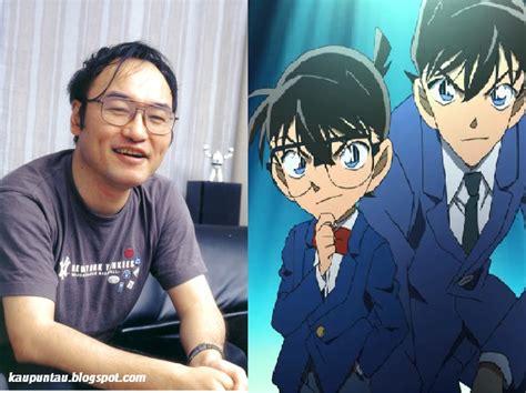 Detektif Conan Spesial 38 By Aoyama Gosho aoyama gosho mengenal lebih jauh pengarang detektif conan kaupun tau