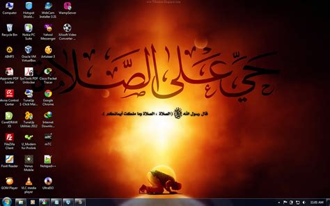 quran themes download download islamic windows 7 themes ngintips com