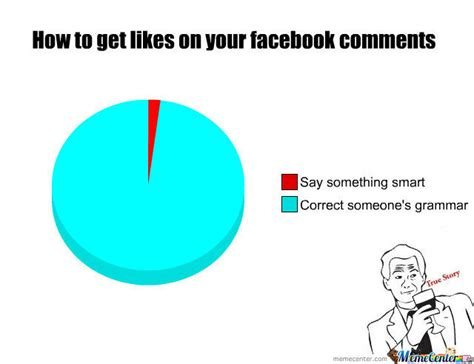 How To Put A Meme On Facebook Comments - how to get likes on your facebook comments by