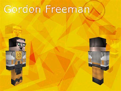 minecraft freeman skin hd minecraft skin gordon freeman half 2 by