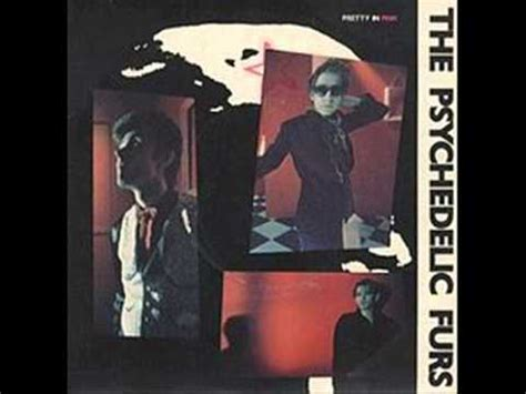 psychedelic furs lyrics the psychedelic furs pretty in pink lyrics