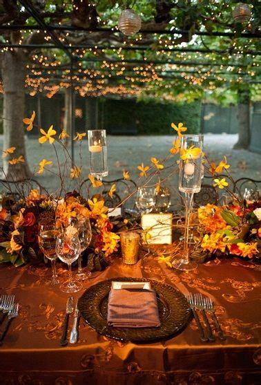 autumn themed wedding decorations 384 best autumn wedding decor images on