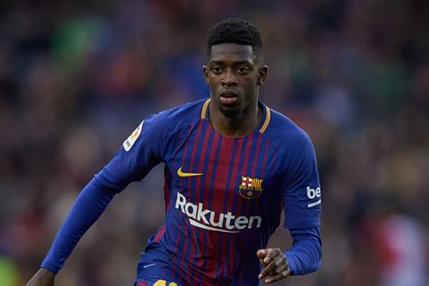 ousmane dembele odds bar 231 a trying to make demb 233 l 233 comfortable barca blaugranes