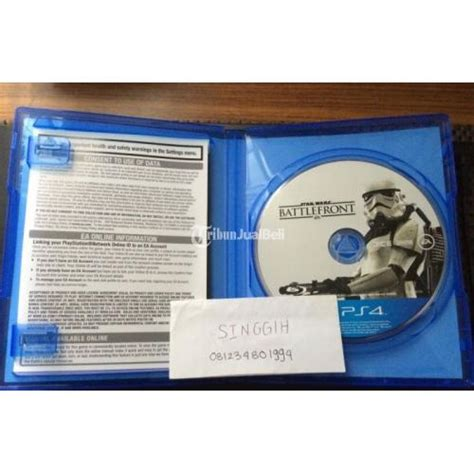 Kaset Bd Ps4 Is Strange Reg 3 kaset ps4 murah bd ps4 wars battle front reg 3 seken