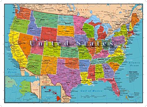 united states map puzzle states and capitals united states of america map 1000 jigsaw puzzle