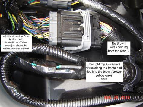2010 chevrolet silverado backup wiring diagrams